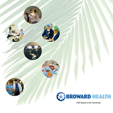 Annual Report To The Community Cover - 2009